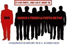 No vamos a tener la fiesta en paz (It's my party)