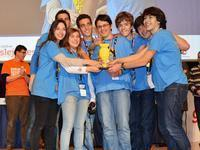 Equipo XD en la First Lego League internacional