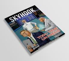Skyhook Magazine: Revista de baloncesto