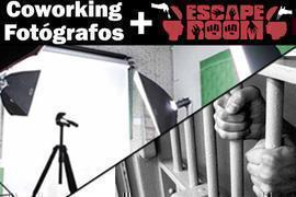 Coworking Fotográfico & Escape Room Sur Madrid