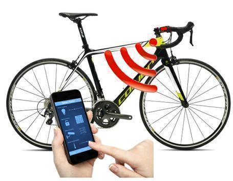 Bai.k seguridad para la bicicleta y para el ciclista: caídas y robos