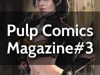 Pulp Comics Magazine #3: Steampunk