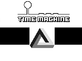 Retroconsola TOAD Time Machine