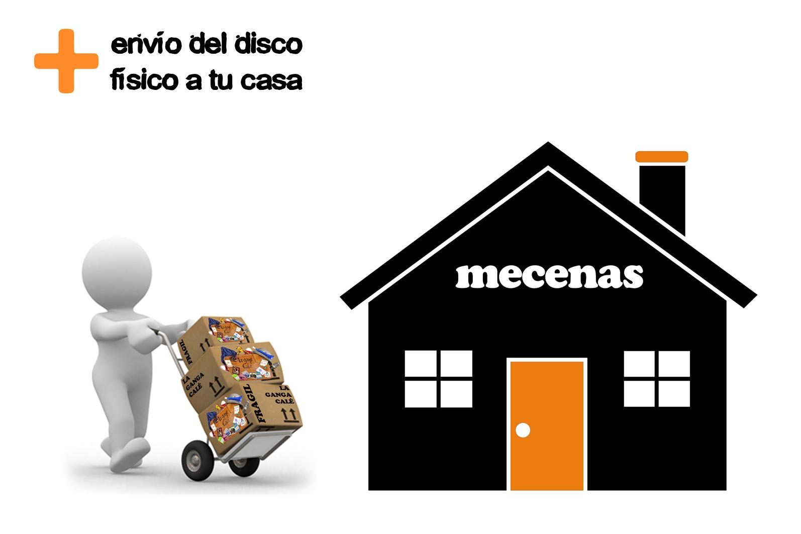 Crowdfunding lagangacal m sica lanzanos - Discoteca in casa ...