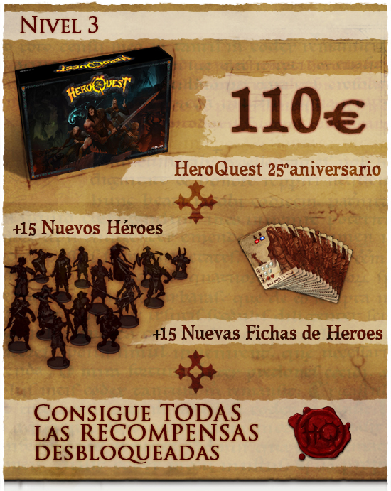 HeroQuest Index Ye Olde Inn
