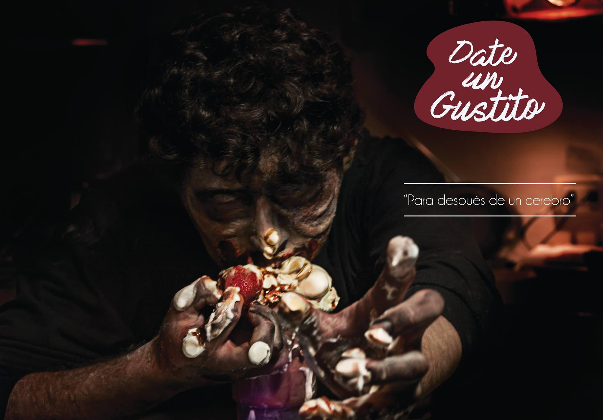 """Proyecto Publicitario """"Date un Gustito"""""""