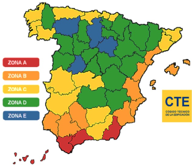 Mapa CTE